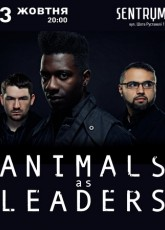 Animals As Leaders в Киеве