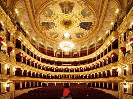 Экскурсия по Одесскому оперному театру