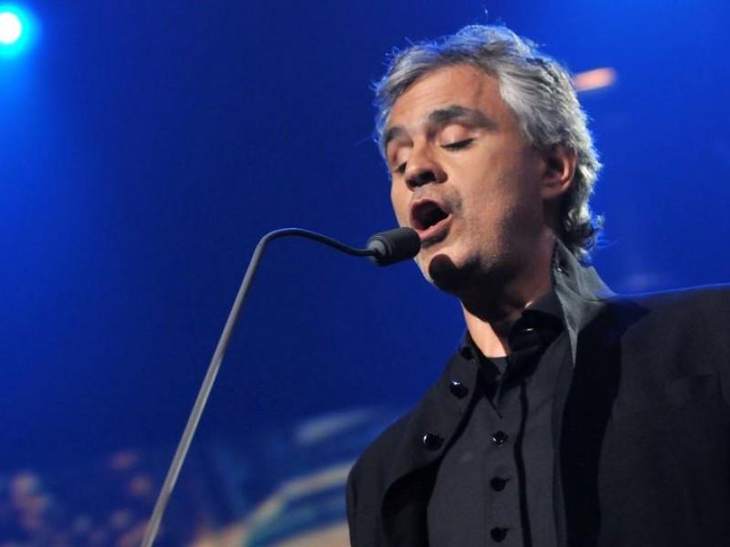 Концерт Andrea Bocelli
