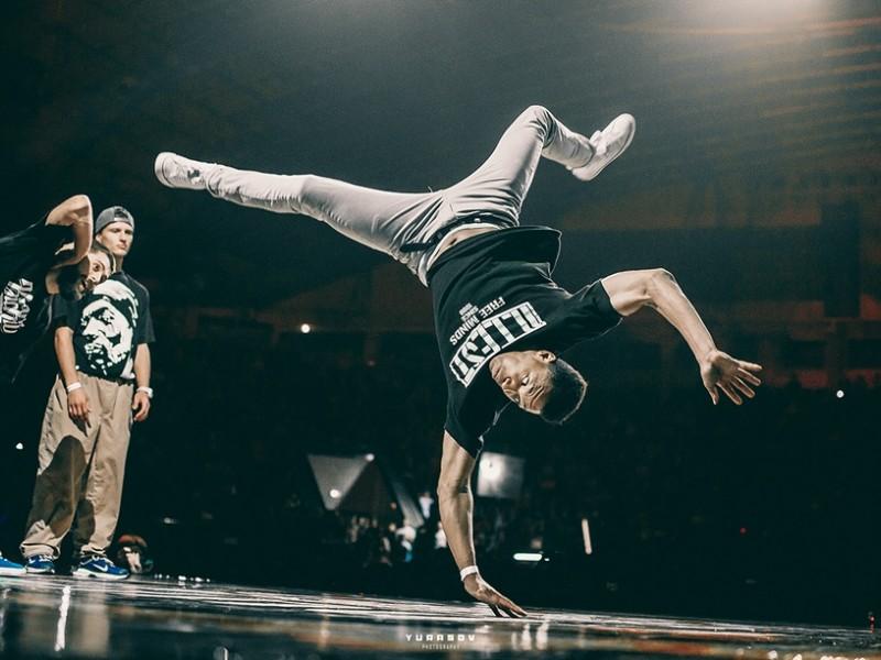 Концерт BATTLE SCHOOL HIP HAP SERIES 2017