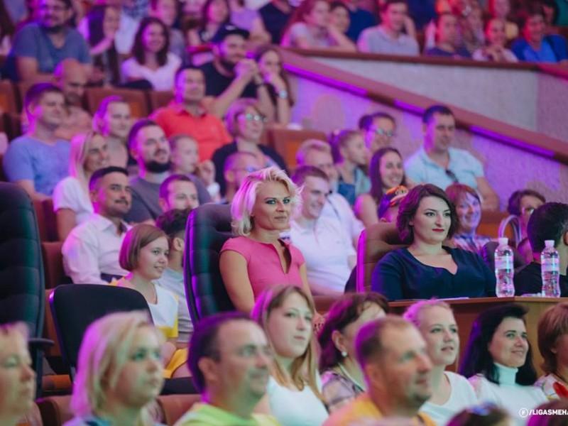 Концерт Киевская Лига Смеха. Полуфинал