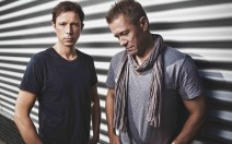 Концерт Open Space by Anna Lee: Cosmic Gate Q4 Materia album tour